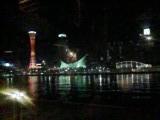 ハーバーランドの夜景